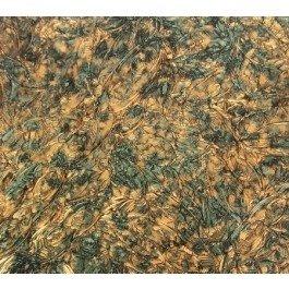 Mosaic Craft – 5 x 10 cm plate – Van Gogh en verre – Vert Bronze