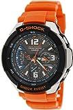 Casio Herren Analog Quarz Uhr mit Resin Armband GW-3000M-4AER