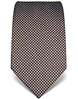 VB Herren Krawatte aus reiner Seide, Hahnentritt, in vielen Farben
