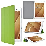 iBetter ASUS ZenPad 8 Z380M Case, ASUS Z380M-Ultra Lightweight Slim Smart Cover Case with Stand Function for ASUS ZenPad 8 Z380M 8.0 inch Tablet-Green