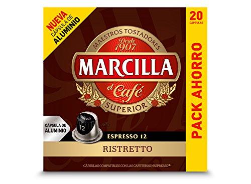 Marcilla Café Espresso Ristretto -...