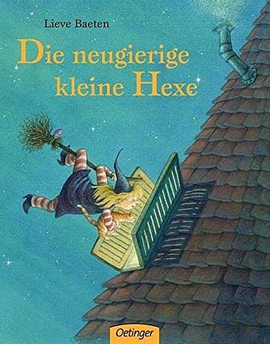 - Hexe Mini Besen