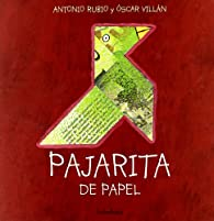 Pajarita de papel par Antonio Rubio
