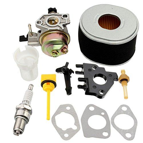 Alamor Vergaser Luft Filter Ölstab Kit Für Honda Gx240 Gx270 8Hp 9Hp Motor (Vergaser Gx240)