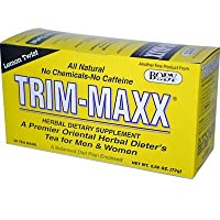 Body Breakthrough Diet Trim-Maxx Tea Lemon -- 30 Tea Bags