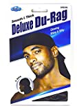 Dream Deluxe Du-Rag - Smooth & Thick, Superior Quality, Stretchable, Wrinkle Free, 100% Polyester by Dream
