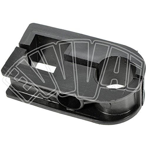20x 20mm–Klemme für spritzstab-Bügelzughacke