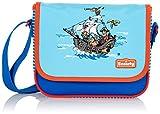 Scout Kinder-Sporttasche Umhänger Pirat 3 Liters Blau 20030094900