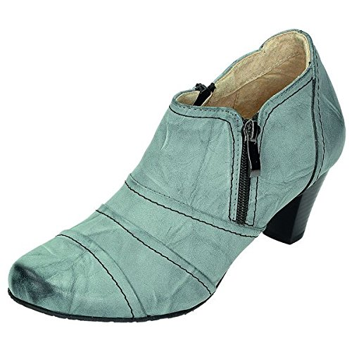 290262 Miccos shoes, escarpins femme Gris - Rauchblau