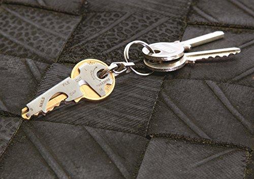 Black Bund liegend - Bund - Universal Werkzeug am Schlüsselbund - Schlüsselwerkzeug kaufen - Schlüsselbund Werkzeug kaufen - Mini Werkzeug kaufen