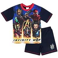 Marvel Avengers Boys Short Pyjamas Infinity War