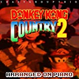 Donkey Kong Country 2: Arranged On Piano