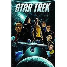 Star Trek Volume 1 by Mike Johnson (2012-04-05)
