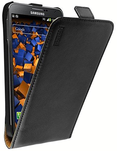 mumbi PREMIUM Leder Flip Case für Samsung Galaxy Note 3  Tasche - Samsung Holster Note Für 3
