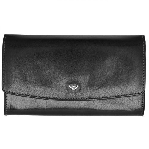Golden Head Colorado Wallet 2823-05-0 schwarz, schwarz