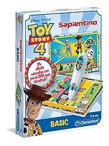 Clementoni Sapientino 16191 - Bolígrafo Basic Toy Story 4