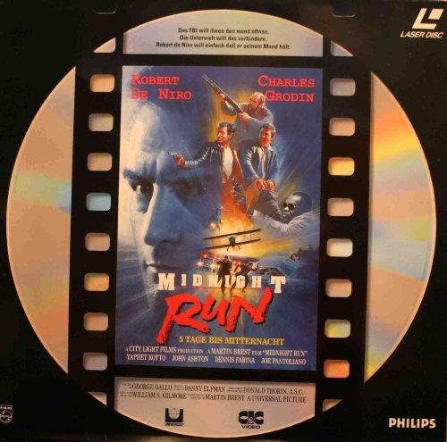 Midnight Run [Laserdisc]