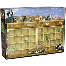 Mattel Minecraft Collector Case & 10 Mini Figures Action Figure
