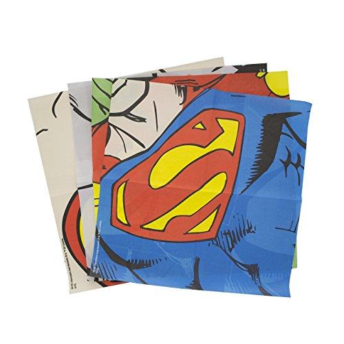 DC Comics pp3635dc Kleid bis Servietten