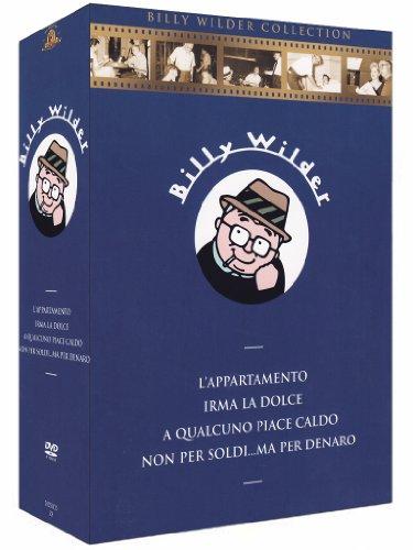 Billy Wilder - L'appartamento + Irma la dolce + A qualcuno piace caldo + Non per soldi... ma per denaro - Wild Bill