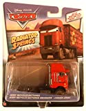 Disney Pixar Cars Radiator Springs Classic Deluxe Jerry Recycled Batteries Semi