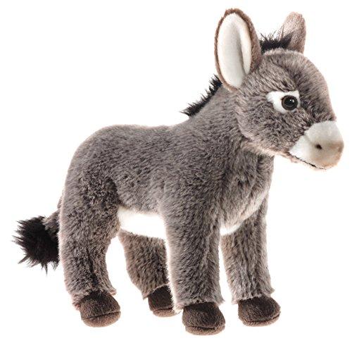 Heunec 274778 - Streichelzoo Esel, graubraun