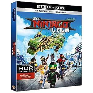 Lego Ninjago - Il Film (4K+Br) 5051891155664 LEGO
