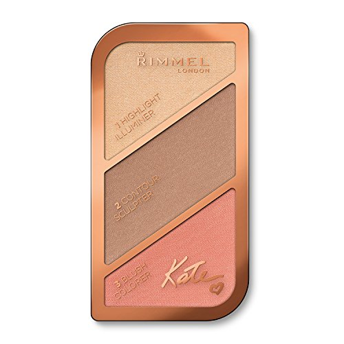 RIMMEL LONDON Kate Sculpting Face Kit - Coral Glow