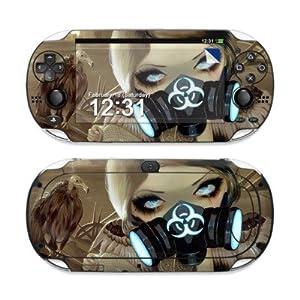 Sony PS Vita Skin – Gehäuse Schutzfolie Design Vinyl Aufkleber Sticker + Wallpaper – Scavengers