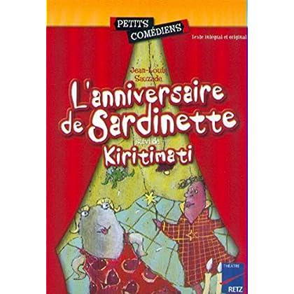 L'anniversaire de Sardinette - Kiritimati