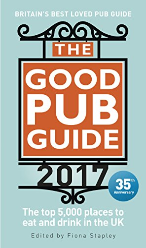 The Good Pub Guide 2017 (English Edition)