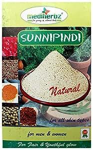 MEDIHERBZ Sunnipindi Bath Powder, 100 g