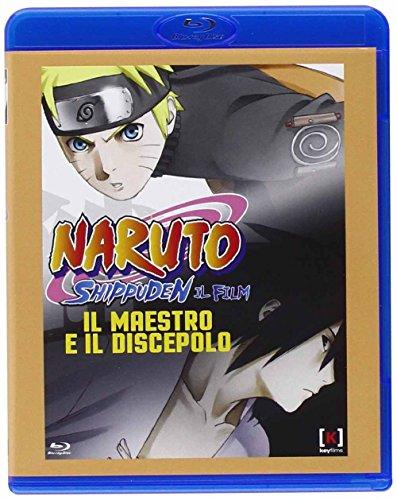 Naruto Shippuden: Il Maestro e Il Discepolo (Blu-Ray)
