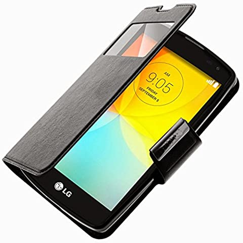 Housse Lg G3s - Coque étui housse fenêtre LG G3,LG G3s,LG