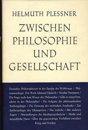 Zwischen Philosophie und Gesellschaft