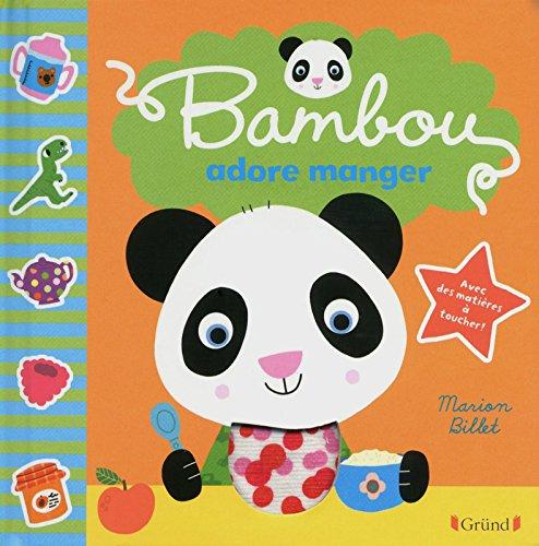 Bambou adore manger
