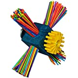 "Super Bird Creations Twirl N' Whirl Bird Toy 6.5"" X 6.5"" X 4"""