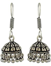Stylish Earrings Jhumka For Women And Girls By Chitralekha (Bhairav210)