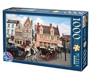 D-Toys - Rompecabezas, 1000 Piezas (DT62154-EC-08)