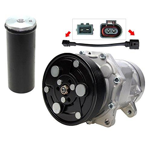 ompressor Klimaanlage SD7V16 + Klimatrockner Trockner, ()