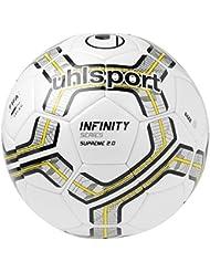 Uhlsport INFINITY SUPREME 2.0 - blanco/plata/negro, 5
