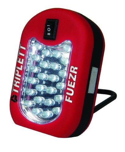 Triplett TT-101 FUEZR Multi-purpose LED Work Light with Case by Triplett Led Multi-purpose Light