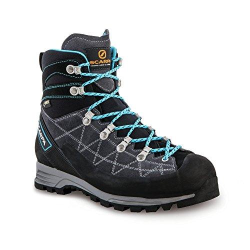 Scarpa Schuhe R-Evo GTX Men irongray/turquoise