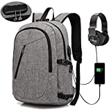Best Water Proof Backpacks - Anti-Theft Backpack, URMI Business Laptop Backpack with USB Review