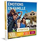 SMARTBOX - Émotions en famille - Coffret cadeau vacances - À choisir parmi 410 activités sportives, culturelles et gourmandes. Offrez un moment de complicité pour 3 à 6 personnes