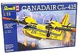 Revell Modellbausatz Flugzeug 1:72 - Canadair BOMBADIER CL-415 im Maßstab