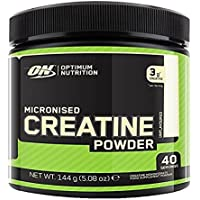 Optimum Nutrition Micronised Creatine Powder, 40 Serve Tub