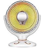 STEAM PANDA Quarzrohr-Heizungs-Heizung Die kleine Sonne 220v 800w Leitungslänge: 1.3m Upright Silent Operation Oszillierende Neigung Sicherheits-Abschaltung
