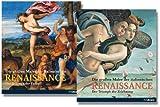 Die großen Maler der italienischen Renaissance, 2 Bände: Der Triumph der Zeichnung / Der Triumph der Farbe -