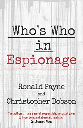 Who's Who In Espionage